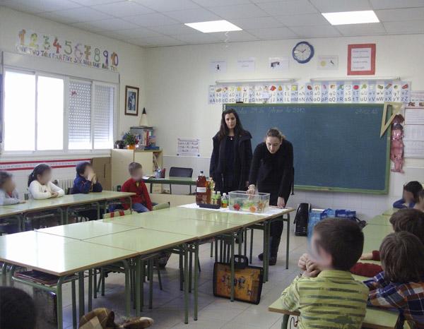 Campaña De Concienciación Colegio San Martín De Campijo